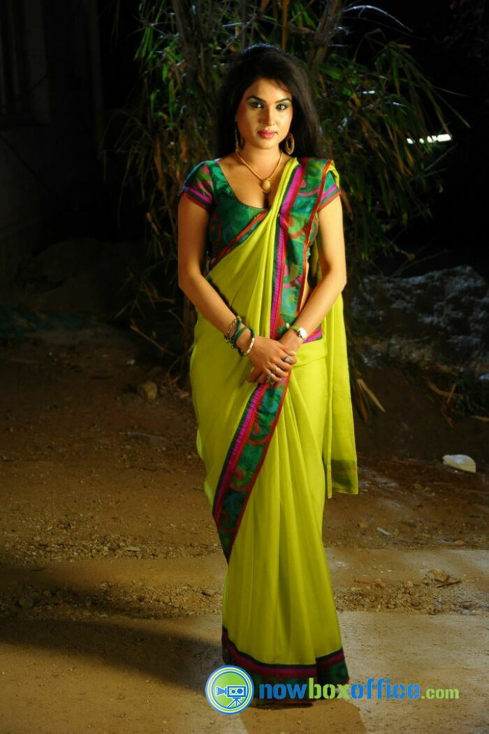 Kavya Singh Hot Yellow Saree Kavya Singh Hot Saree