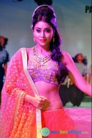 Shriya Saran Ramp Walk at Passionate Foundation Fashion Show (10)