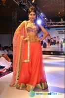 Shriya Saran Ramp Walk at Passionate Foundation Fashion Show (12)