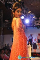 Shriya Saran Ramp Walk at Passionate Foundation Fashion Show (14)