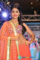 Shriya Saran Ramp Walk at Passionate Foundation Fashion Show (17)