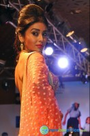 Shriya Saran Ramp Walk at Passionate Foundation Fashion Show (18)