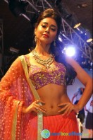 Shriya Saran Ramp Walk at Passionate Foundation Fashion Show (2)