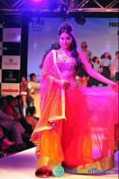 Shriya Saran Ramp Walk at Passionate Foundation Fashion Show (23)