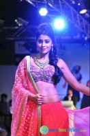 Shriya Saran Ramp Walk at Passionate Foundation Fashion Show (24)