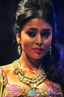 Shriya Saran Ramp Walk at Passionate Foundation Fashion Show (26)