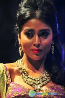 Shriya Saran Ramp Walk at Passionate Foundation Fashion Show (28)