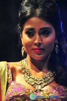 Shriya Saran Ramp Walk at Passionate Foundation Fashion Show (30)