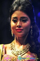 Shriya Saran Ramp Walk at Passionate Foundation Fashion Show (31)