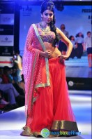 Shriya Saran Ramp Walk at Passionate Foundation Fashion Show (35)
