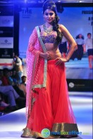 Shriya Saran Ramp Walk at Passionate Foundation Fashion Show (36)