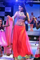 Shriya Saran Ramp Walk at Passionate Foundation Fashion Show (41)