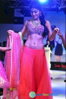 Shriya Saran Ramp Walk at Passionate Foundation Fashion Show (42)