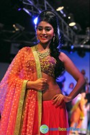 Shriya Saran Ramp Walk at Passionate Foundation Fashion Show (44)