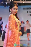 Shriya Saran Ramp Walk at Passionate Foundation Fashion Show (7)