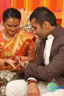 Actor Nandha Engagement Photos