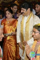 Balakrishna Daughter Marriage Wedding Stills (18)