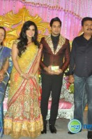 Actor Bharath-Jeshly wedding reception (3)