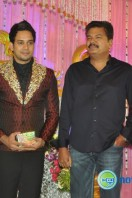 Actor Bharath-Jeshly wedding reception (4)