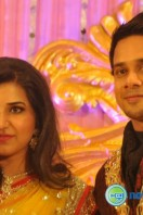 Actor Bharath-Jeshly wedding reception (5)