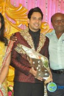 Actor Bharath reception photos (1)