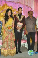 Actor Bharath reception photos (2)