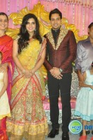 Actor Bharath reception photos (3)