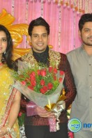 Actor Bharath reception photos (6)