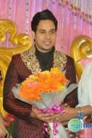 Bharath-Jeshly marriage reception (2)