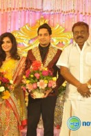 Bharath-Jeshly marriage reception (4)