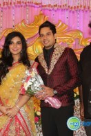Bharath-Jeshly marriage reception (8)