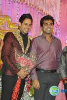 Bharath-Jeshly marriage reception photos (18)