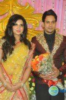 Bharath-Jeshly marriage reception photos (2)