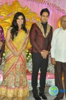 Bharath-Jeshly marriage reception photos (5)