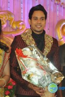 Bharath-Jeshly reception images