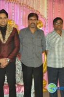 Bharath actor marriage reception (1)