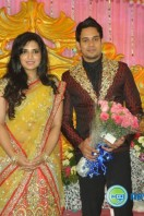 Bharath actor marriage reception (11)