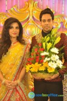 Bharath actor marriage reception (3)