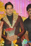 Bharath actor marriage reception (5)
