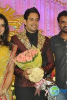 Bharath actor marriage reception (9)