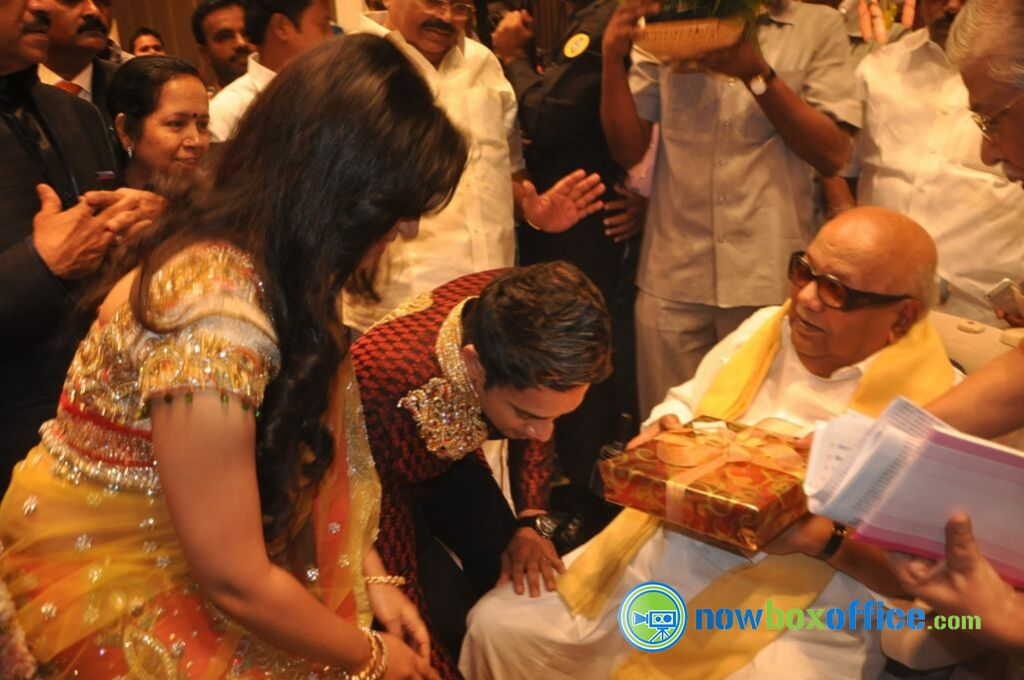 Actor Bharath Wedding Reception Photos Bharath Wedding Reception Photos 6 Nowboxoffice