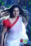 Nayanthara Hot Saree Images in Krishnam Vande Jagadgurum