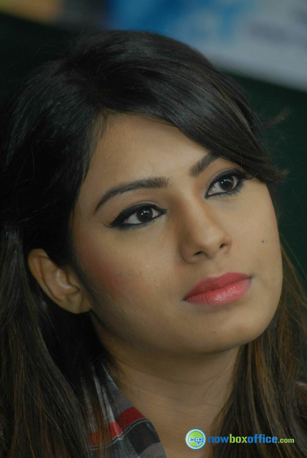 sannidhi photos at sakkare film press meet 6 nowboxoffice