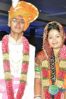 Producer Paras Jain Daughter Marriage Stills