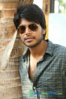 Sandeep Kishan at Gillete Guard Big Disha Event (2)