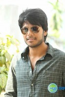 Sandeep Kishan at Gillete Guard Big Disha Event (7)