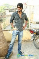Sandeep Kishan at Gillete Guard Big Disha Event (9)
