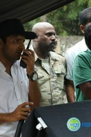 Arima Nambi Shooting Stills (1)