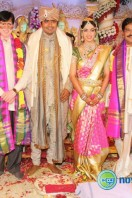 Sunny Keerthi Wedding Photos