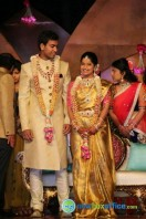 Dil Raju Daughter's Engagement Stills (19)